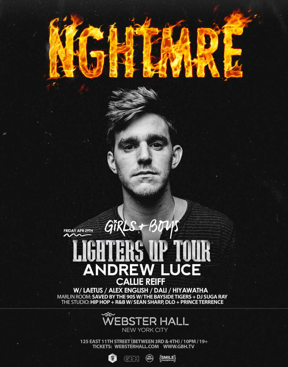 NGHTMRE Tickets Here