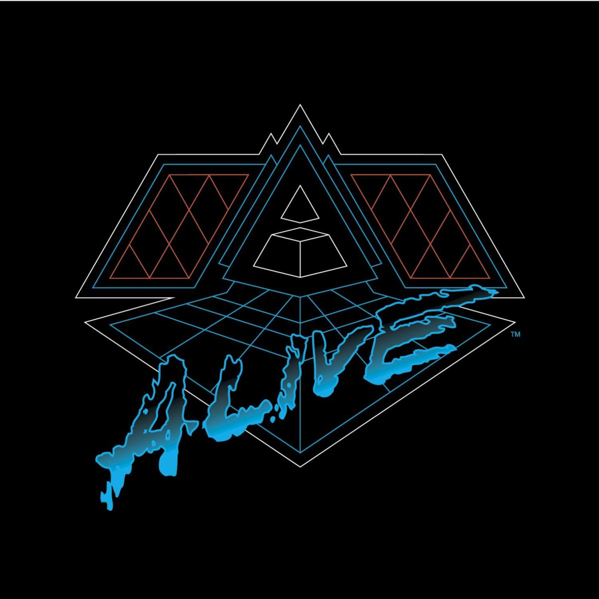 Daft Punk Alive Cover