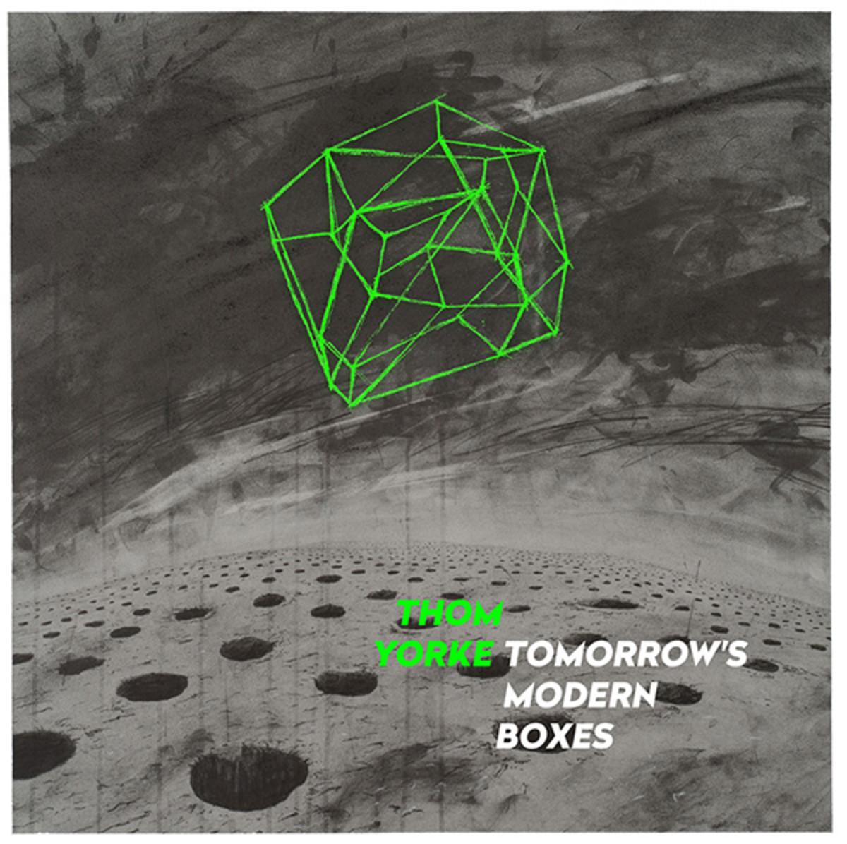Tomorrow's Modern Boxes Album Cover
