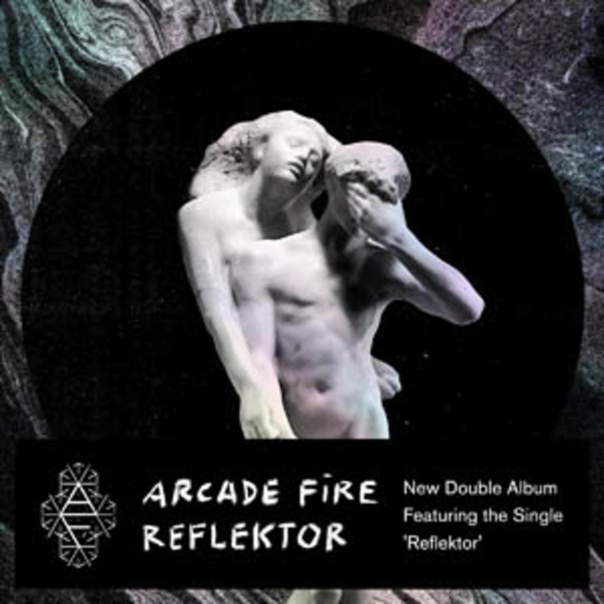 Arcade Fire Reflektor