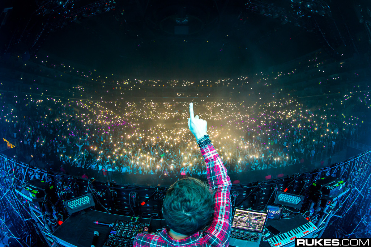 Zedd (photo by Rukes)
