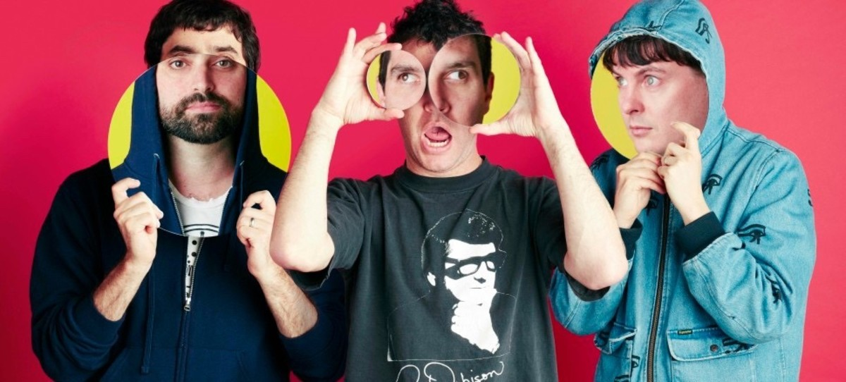 Animal Collective (photo by Tom Andrew)