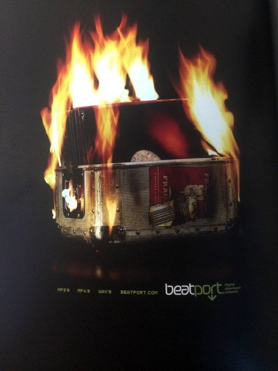 Beatport First Ad