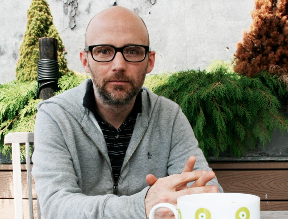 moby gives away four hours of ambient music designed for yoga or