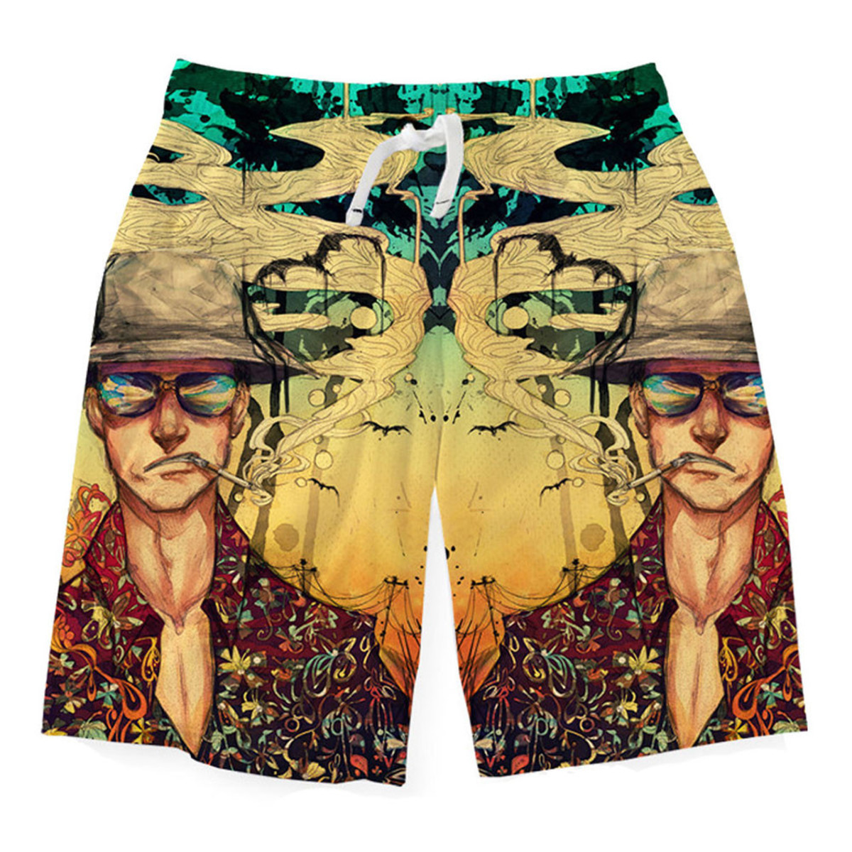 Fear And Loathing Weekend Shorts