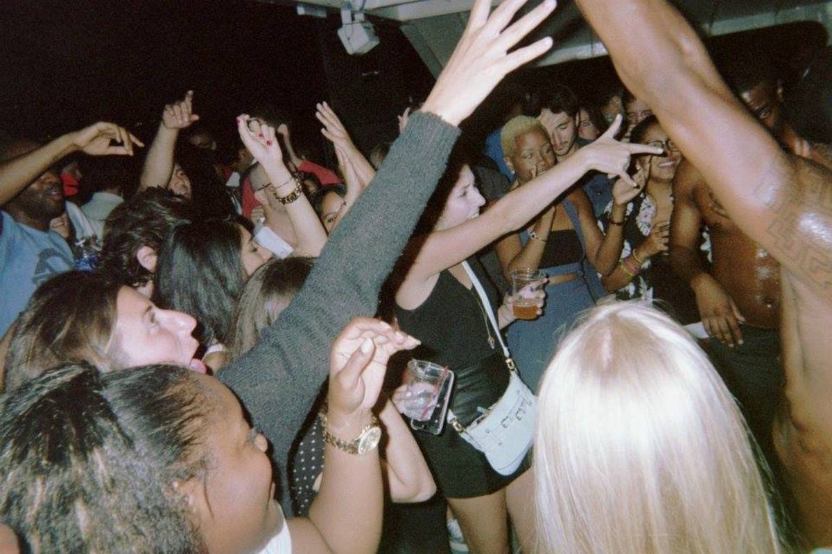 Rinsed Club Dancefloor Party