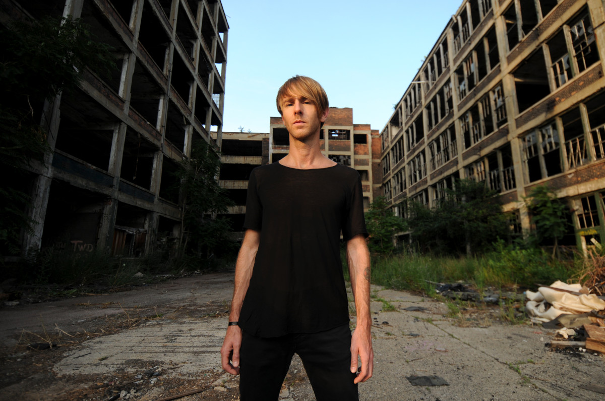 Richie Hawtin (photo by Riva Sayegh)