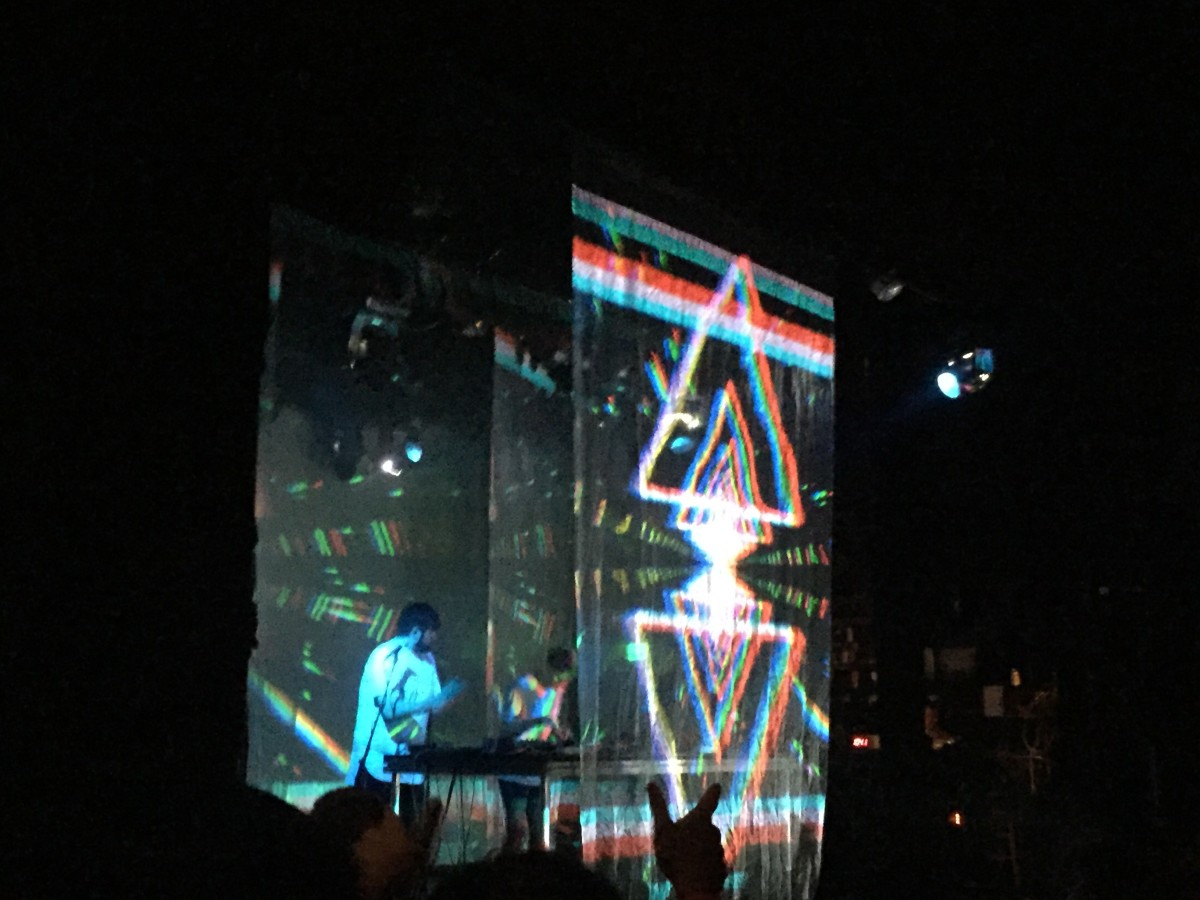 Digitalism at the El Rey