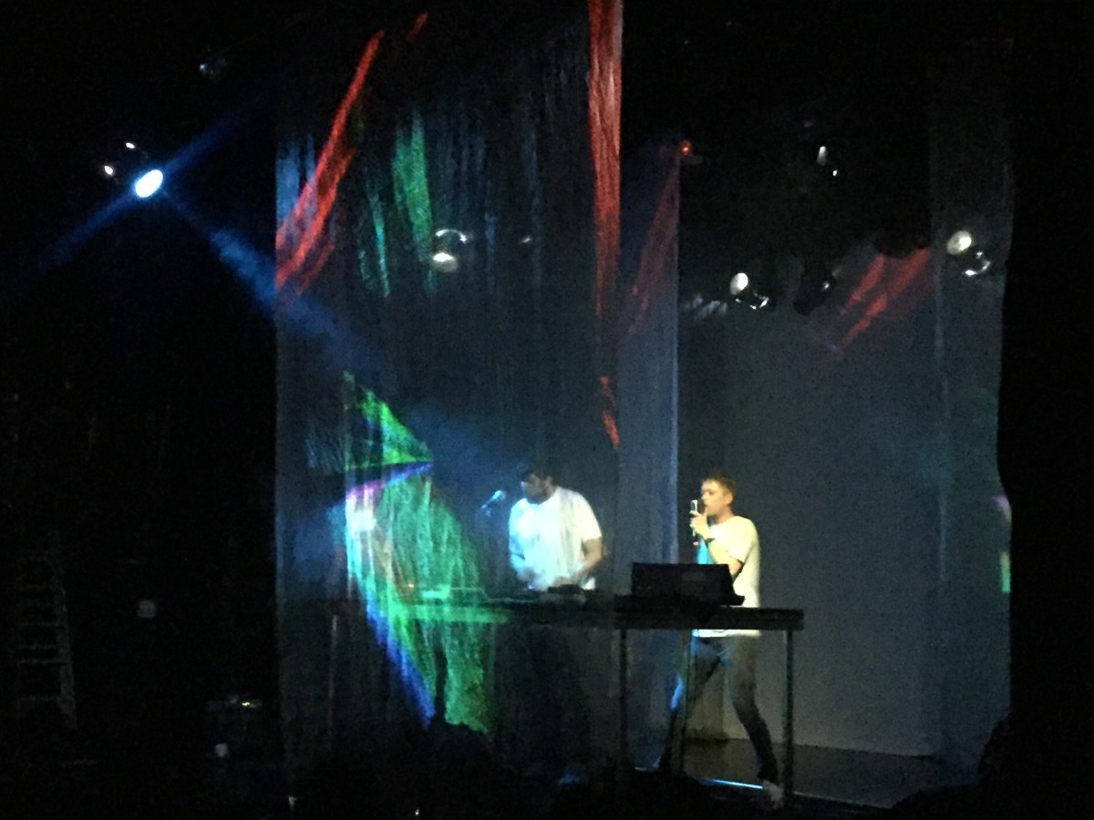 Digitalism from the El Rey in June 2016