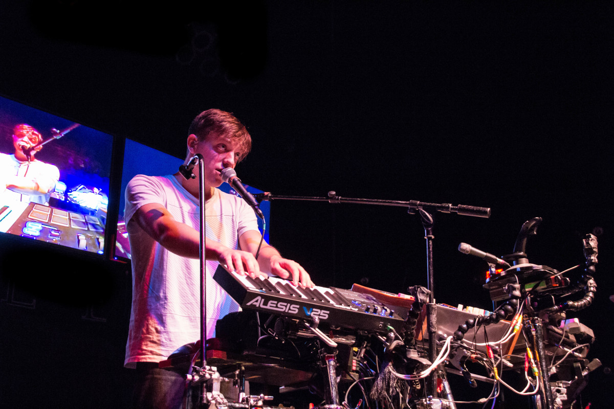 Robert Delong (photo by Ben Goldfarb)
