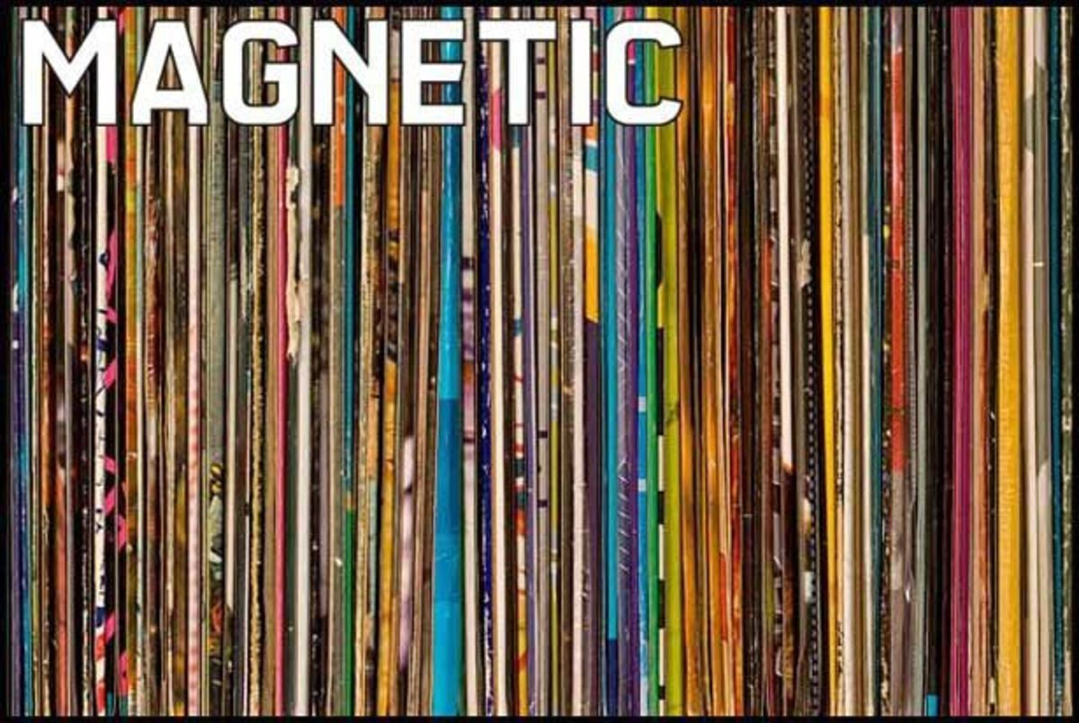 Submission Policy - Magnetic Magazine