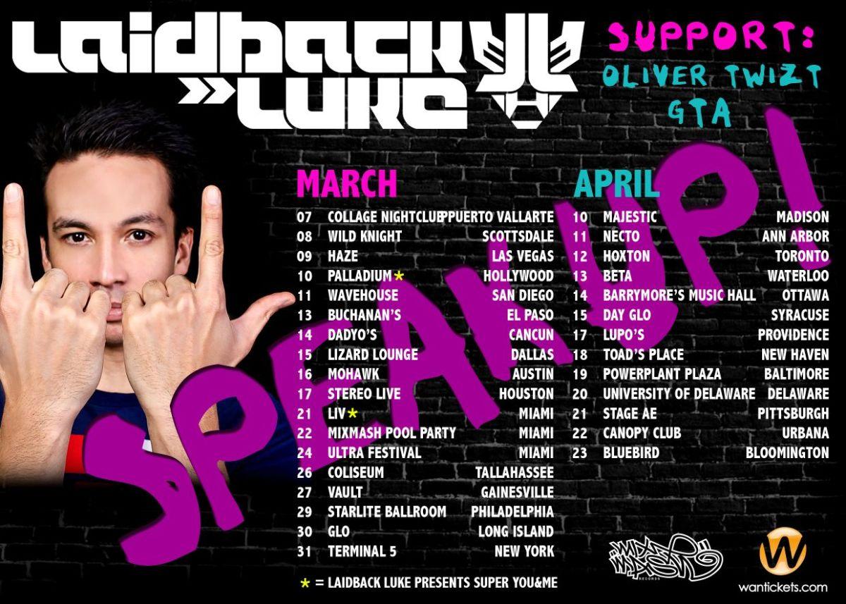 SPEAK UP TOUR