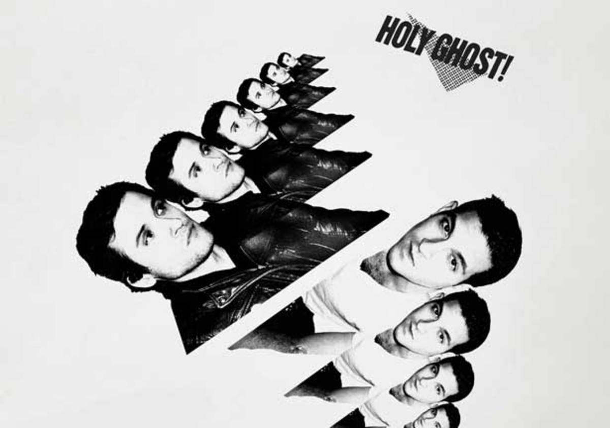 Holy-Ghost-album