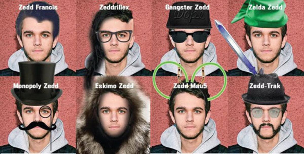zedd.faces