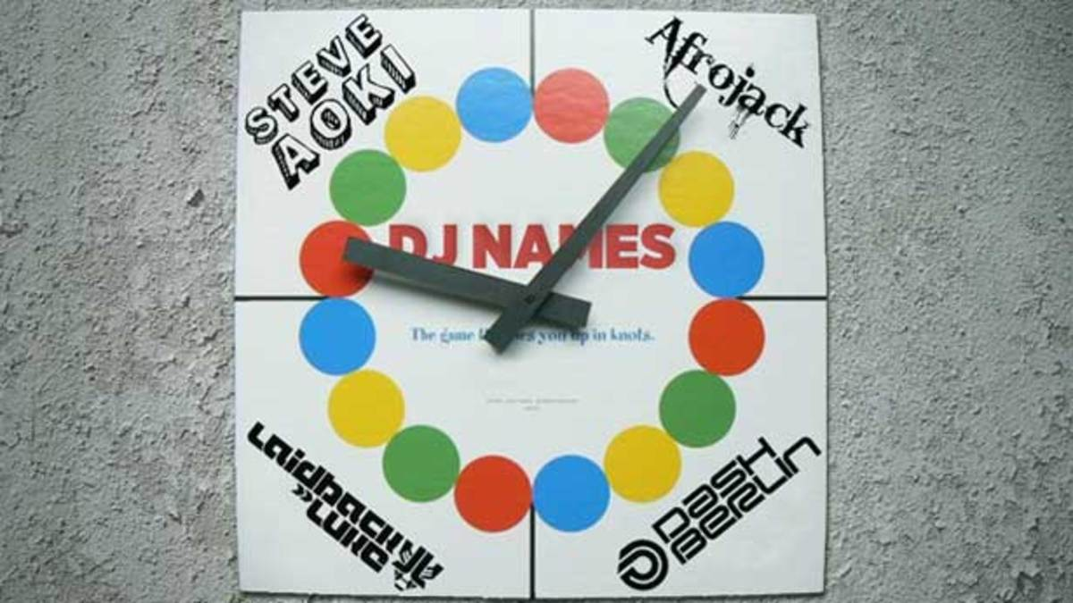 DJ-names