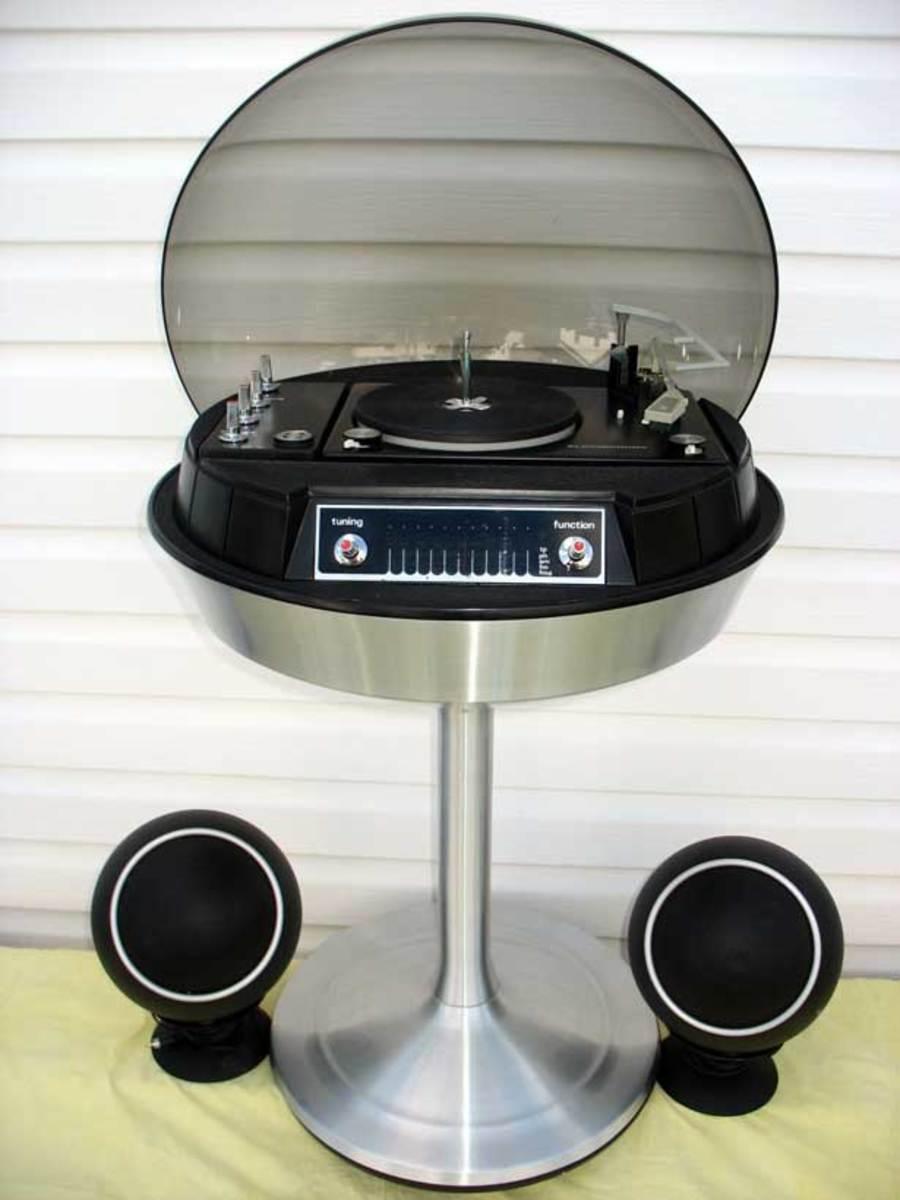 EBay Hunting Vintage Apollo Turntable