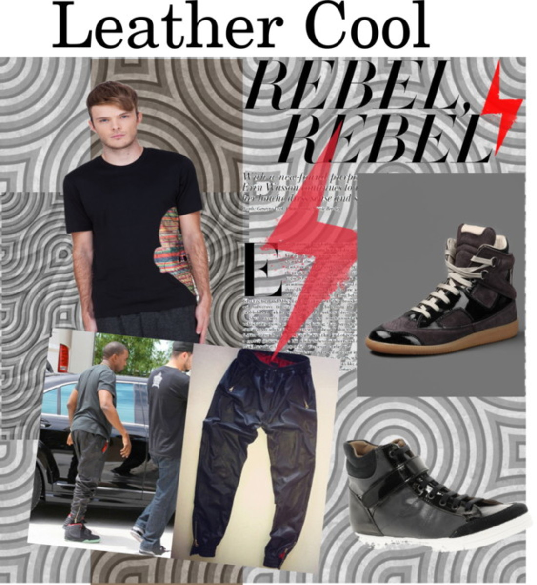 Leather Cool