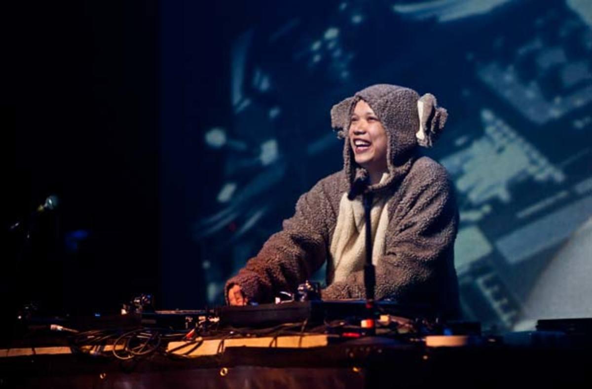 Kid Koala Performs At 02 Academy Islington—Celebrating New Album 12 Bit Blues Via Ninja Tune
