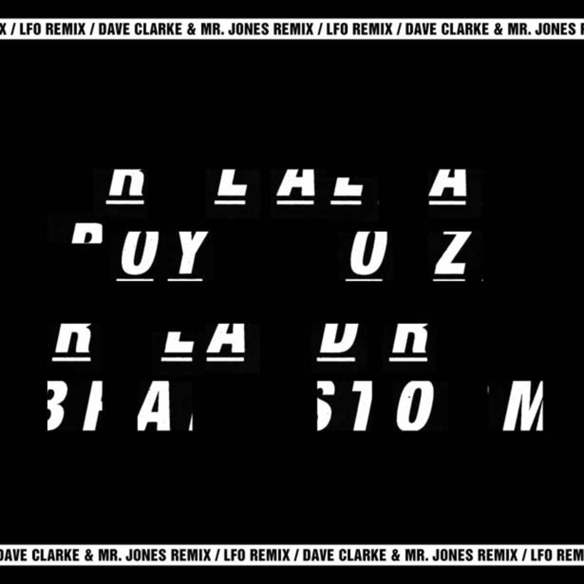 "Erol Alkan & Boys Noize ""Roland Rat"" & ""Brainstorm"" Remixes via Boysnoize Records"