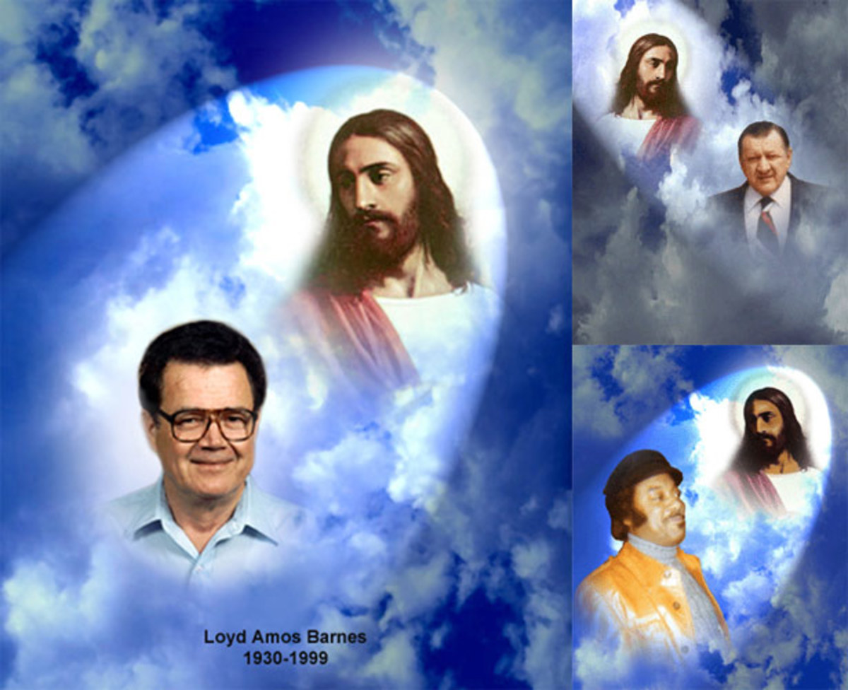 Heavenly Images—Get Your Picture Taken With Jesus