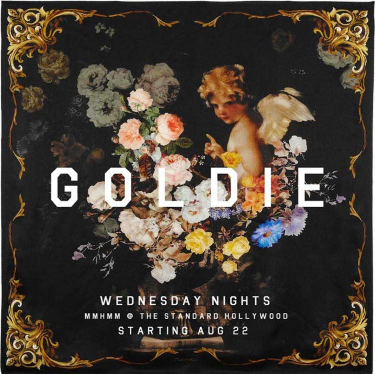 New Night Alert: Goldie
