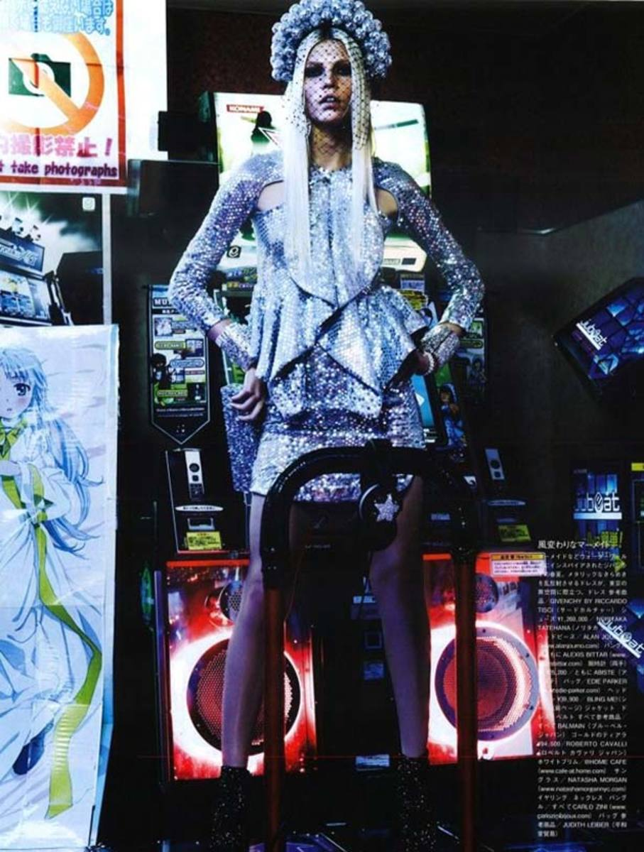 Rock Glam, Urban Tokyo, Trash Couture