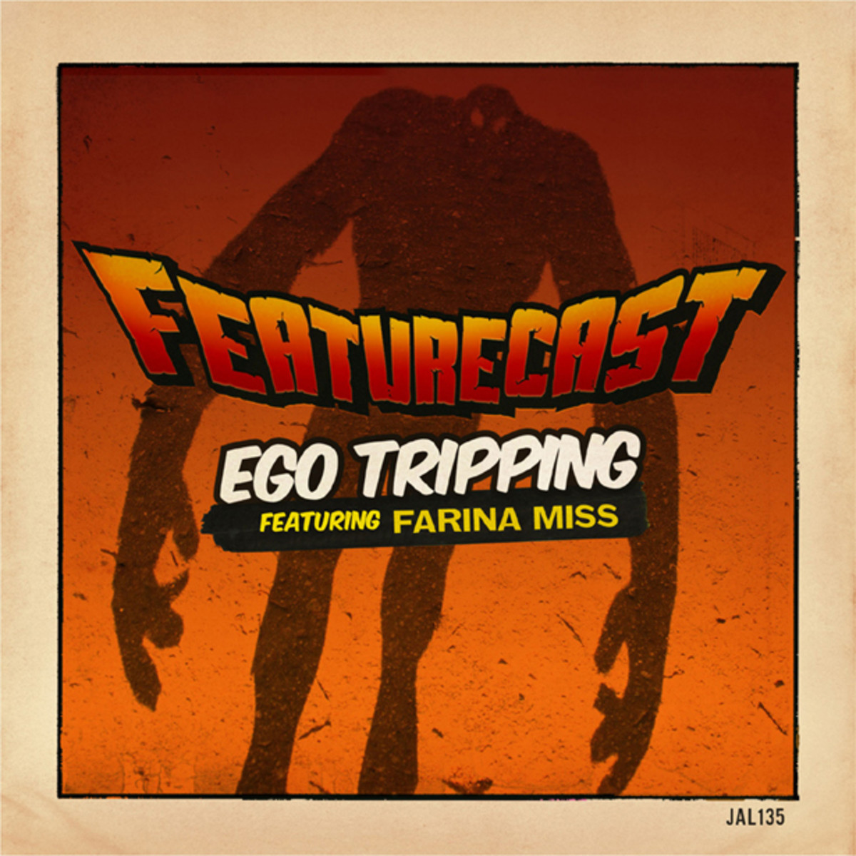 "Free EDM Download: ""Ego Tripping"" by Featurecast featuring Farina Miss. Get Your Badass Drum & Bass Remix Here"