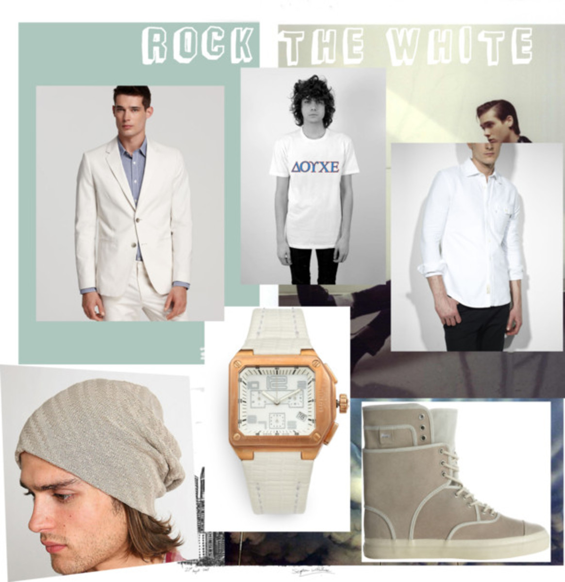Rock the White