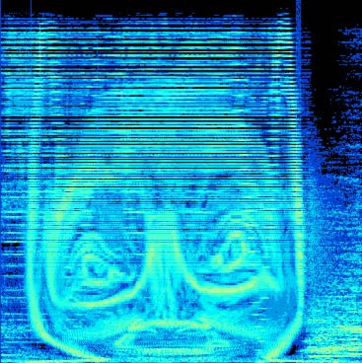 The Aphex Face: Visualizing The Sound Spectrum