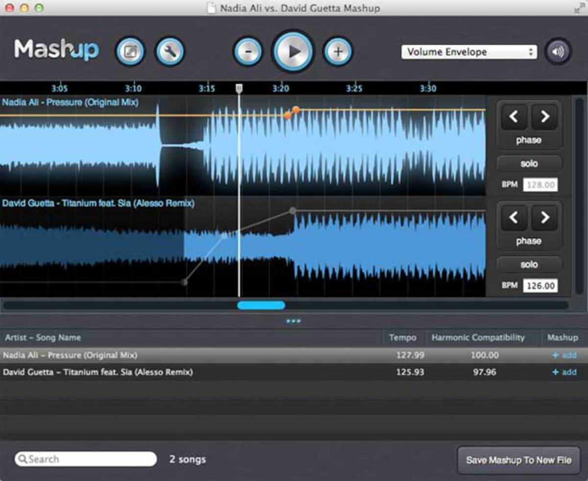 Mixed In Key: Create A MashUp In Minutes - Magnetic Magazine