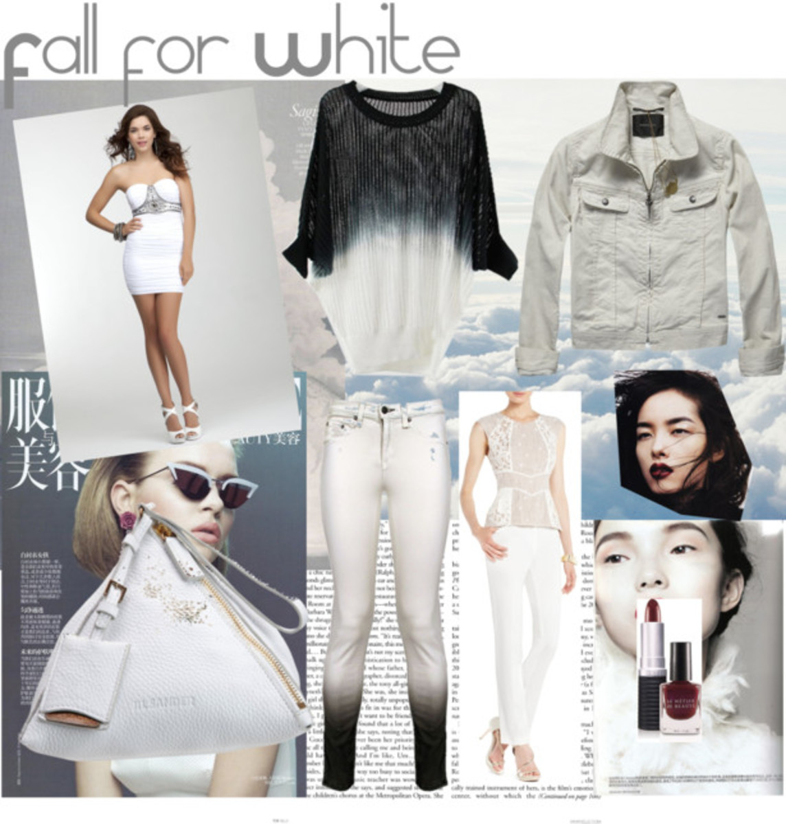 Fall for White