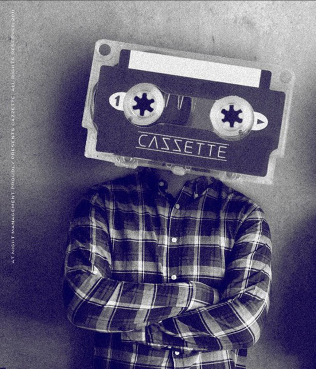 Contest: Calling All Budding Designers, Swedish Duo Cazzette Want You To Design Their Album Cover