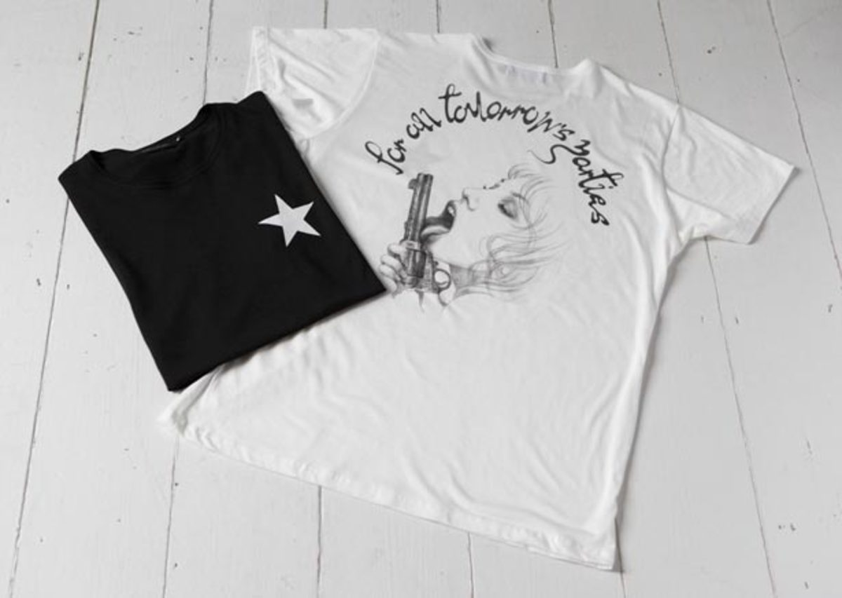 "New Passarella Death Squad T Shirts: ""For All Tomorrow's Parties"""