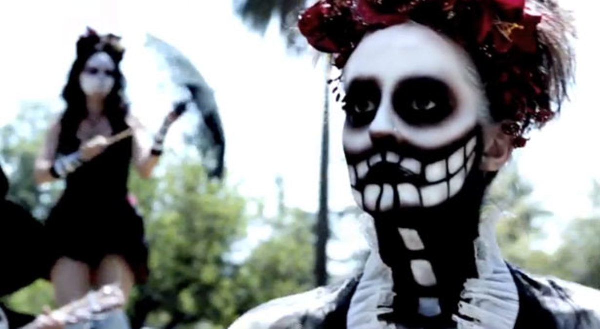 Hard Day Of The Dead Official Trailer