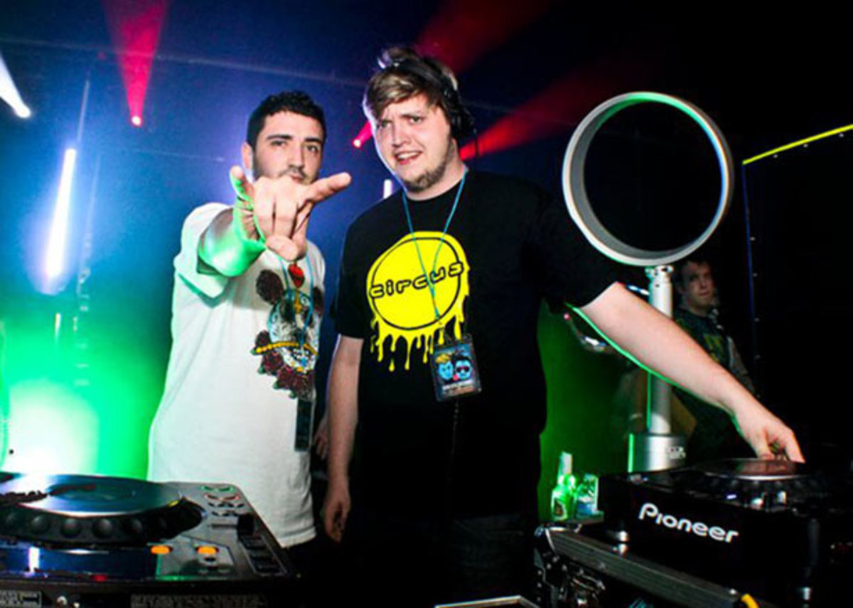 Calling All Dubstep Heads. Doctor P and Flux Pavilion Have A Chat Backstage At Electric Zoo
