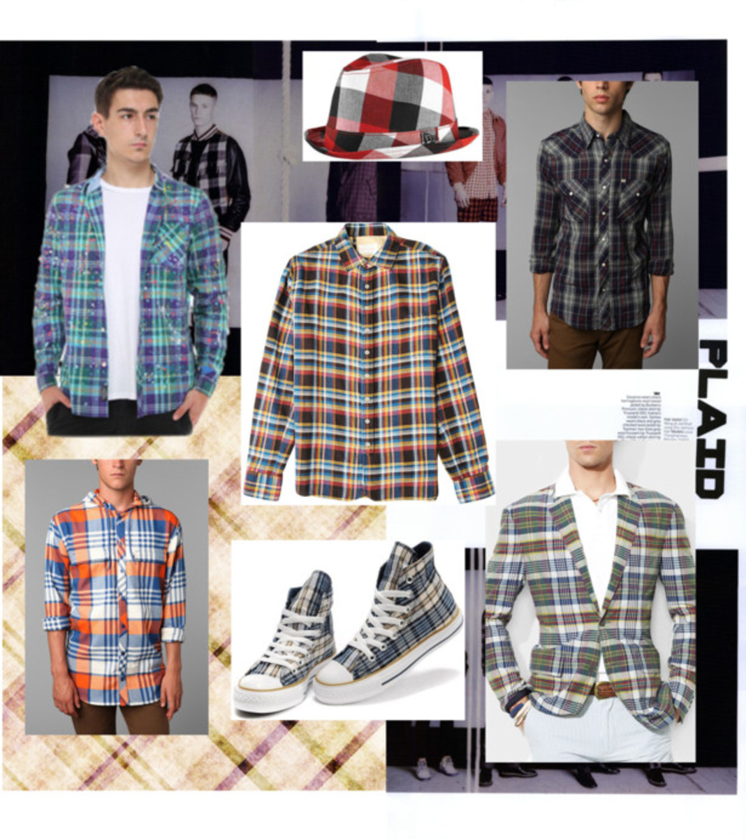 Radikal for Plaid