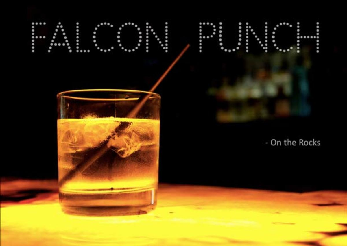 "Exclusive Download: Falcon Punch Mixtape Premiere ""On The Rocks"""