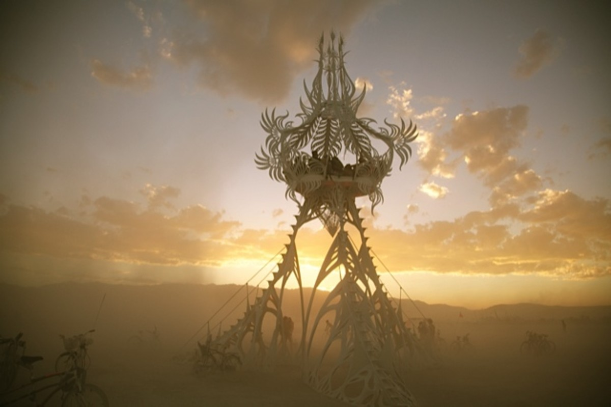 Burning Man Announces 2018 Theme And It's Sci-Fi