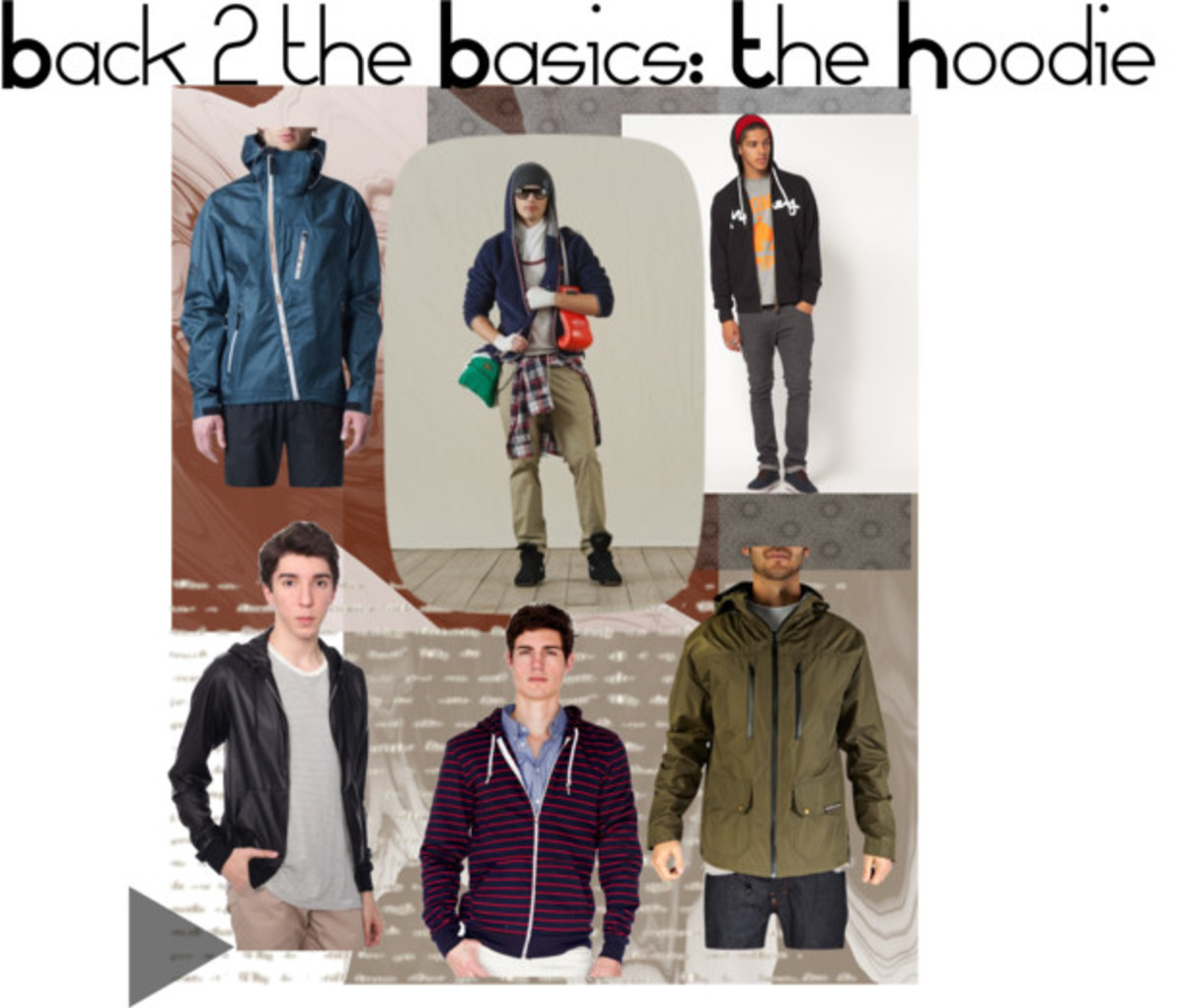 Back 2 the Basics: The Hoodie