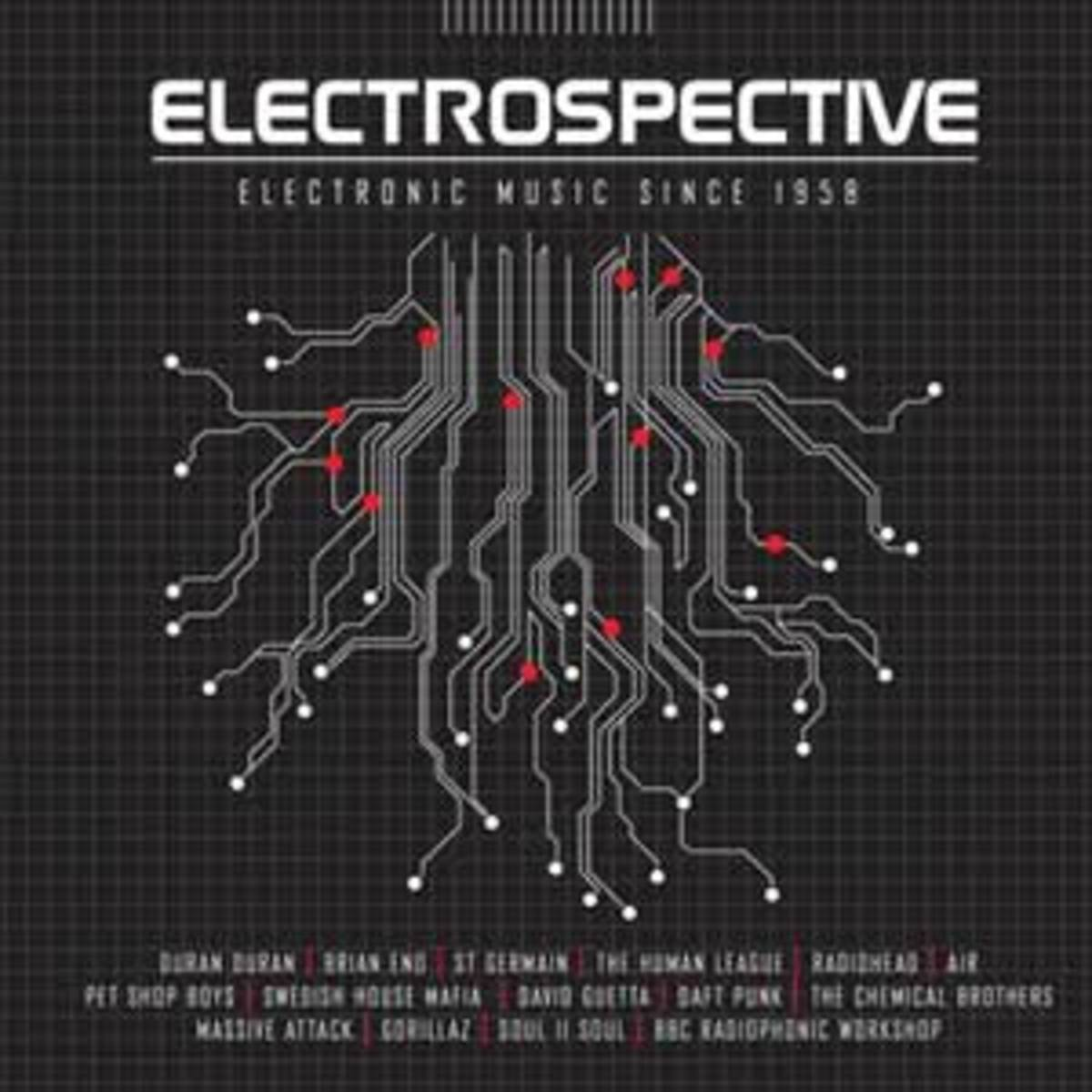 Electrospective: A Celebration Of Electronic Music From 1958-2012