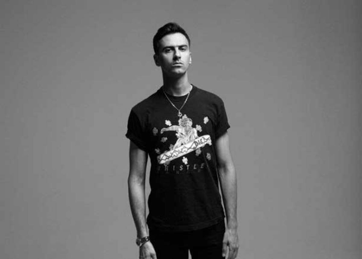"Stream: Boys Noize ""Out Of The Black"" Album Preview—Plus A Bunch Of New Remixes"