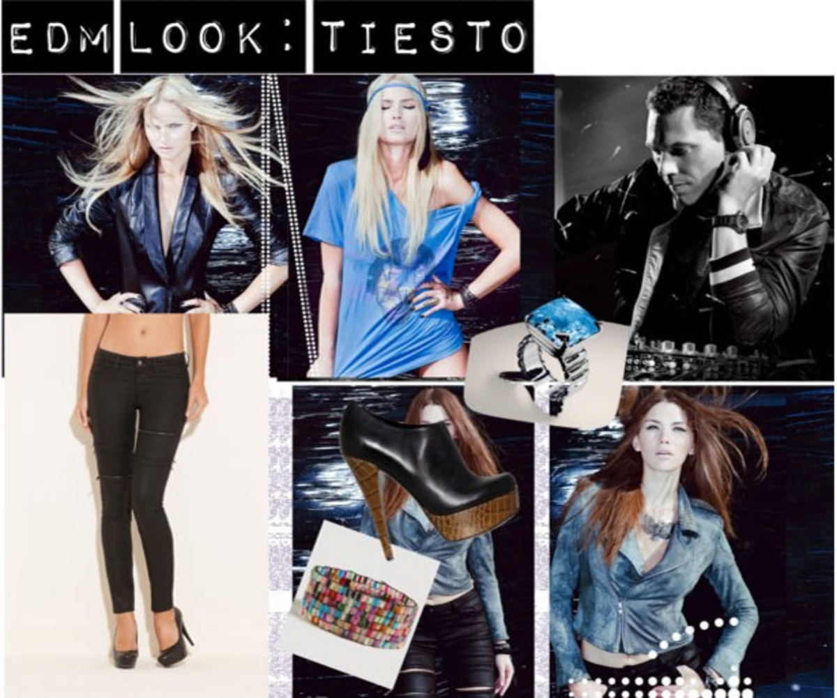EDM Fashion: NYT LYF, Clvb Life with America's biggest DJ, Tiesto