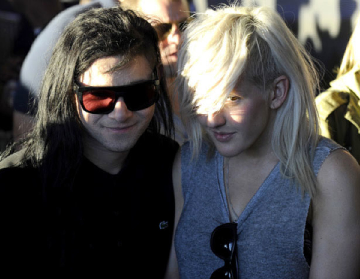 A Sad Split In The EDM World—Ellie Goulding and Skrillex Call It Quits