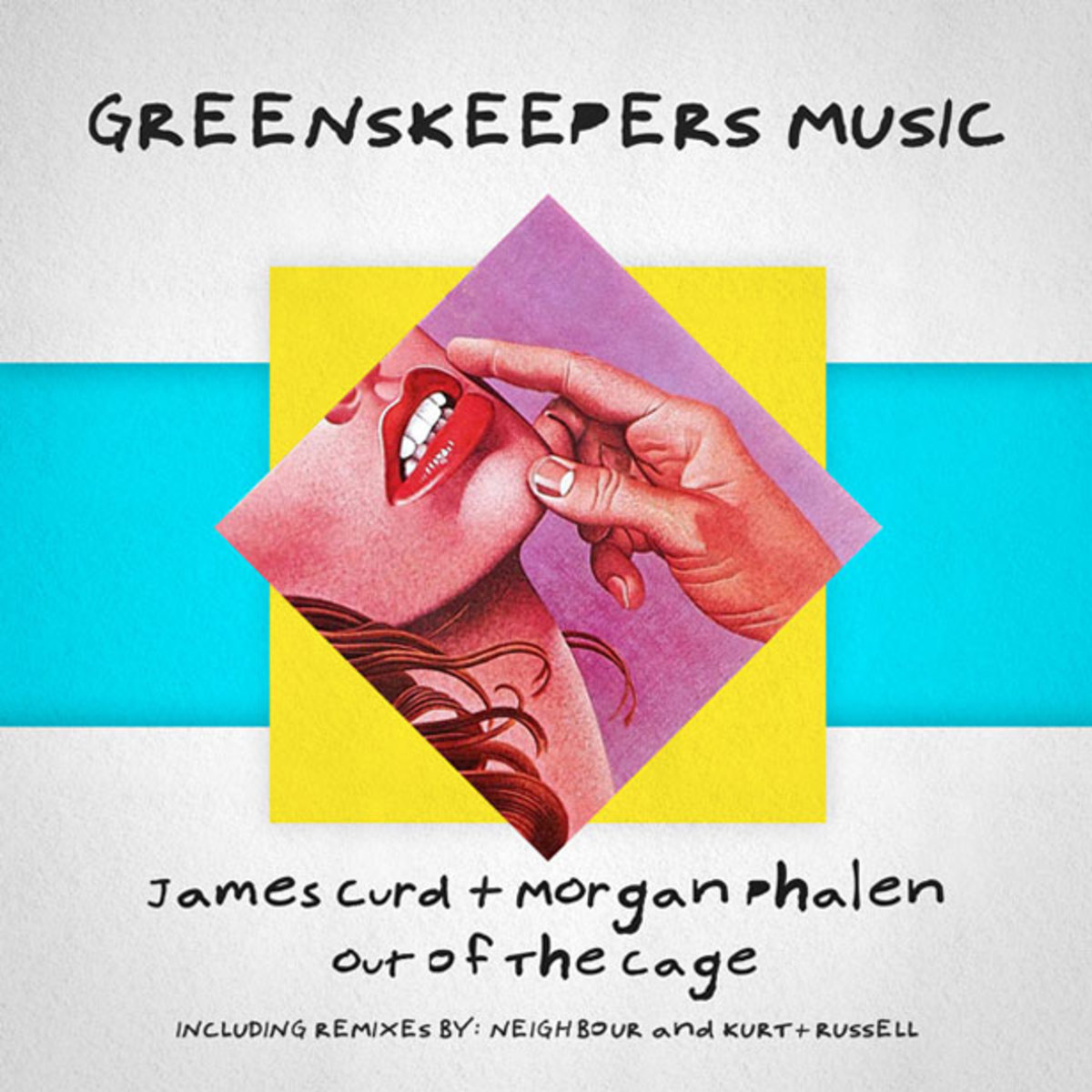 "Stream: James Curd & Morgan Phalen ""Out Of The Cage"""