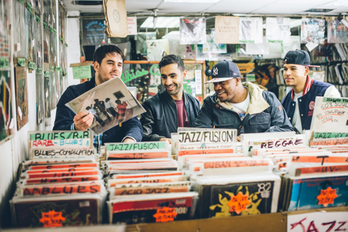 "Free Download: Rudimental ""Not Giving In"" (Stay+ Remix)"