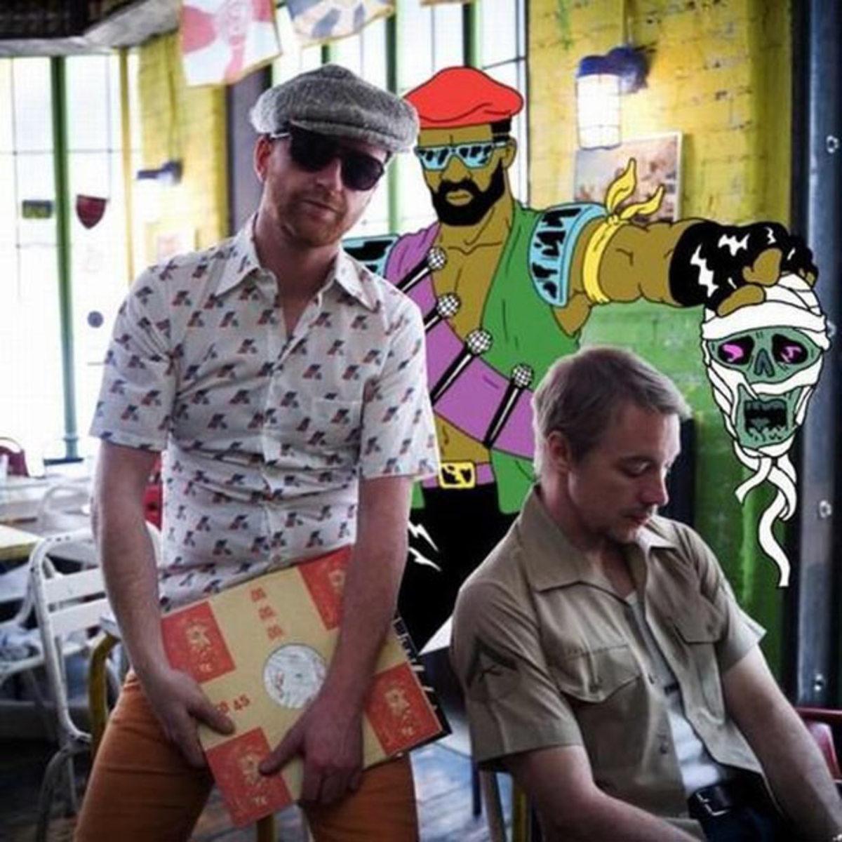 "Free Download: Major Lazer Starts A Fire—""Chronixx & Walshy"" Mixtape"