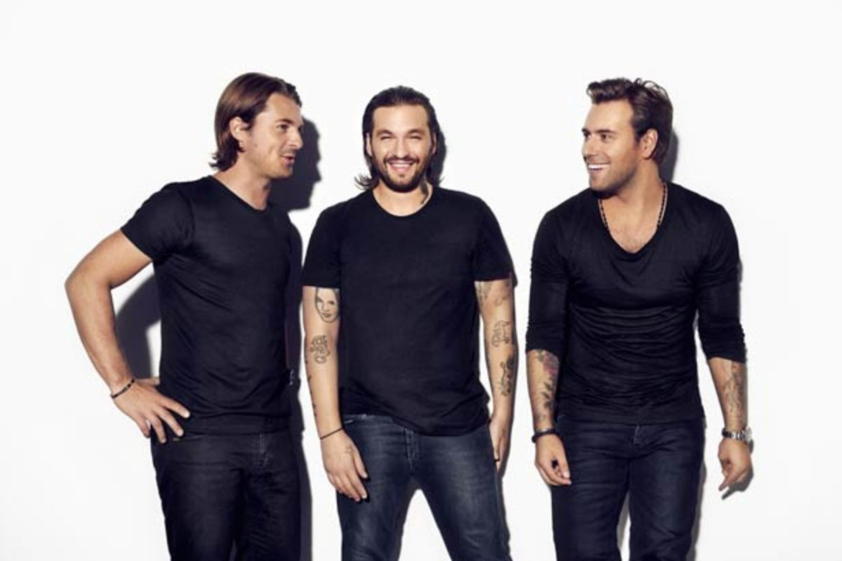 Swedish House Mafia Throwing Black Tie Rave To Benefit Hurricane Sandy Relief
