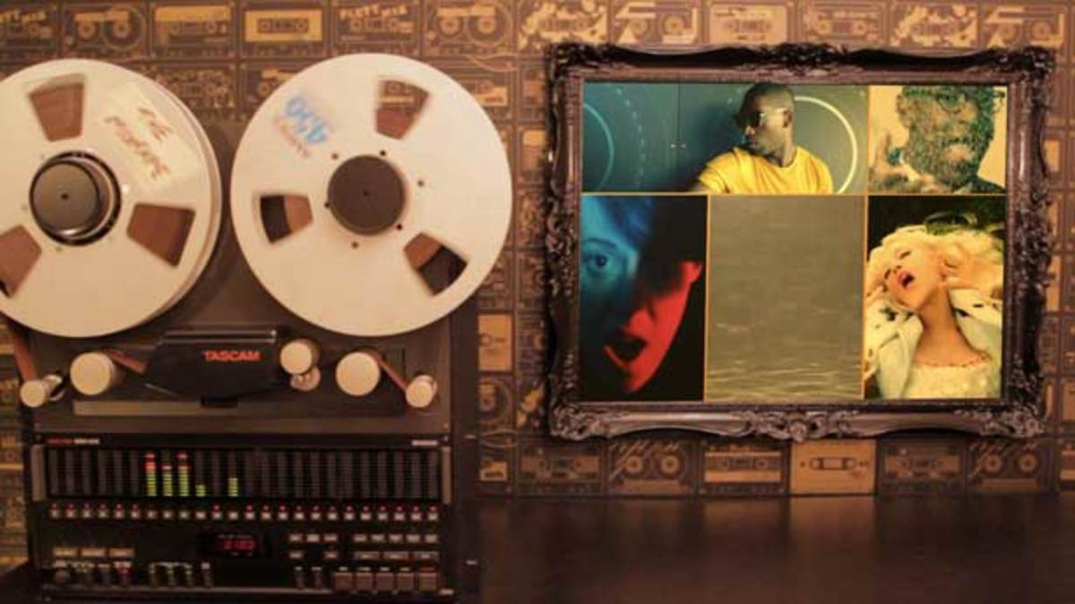 """The Mixtape""—Keeping Analogue Memories Alive By Way Of A 16 Track Live Mashup"