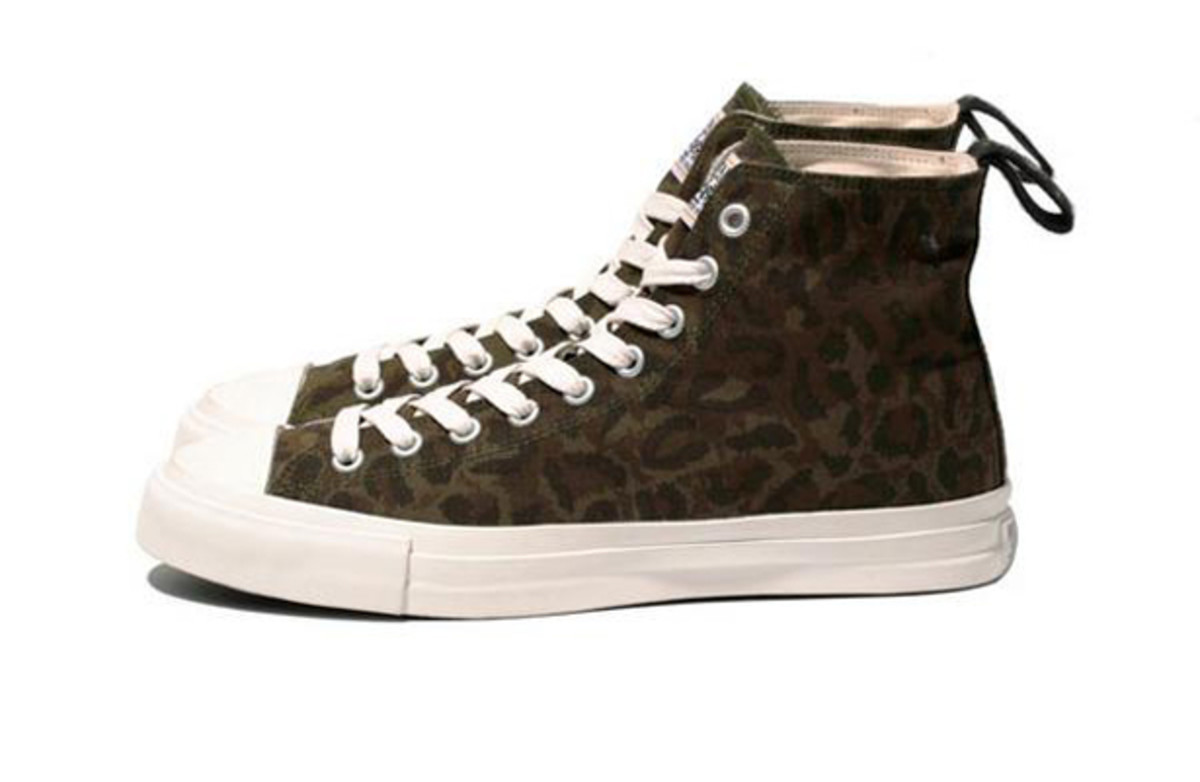 Xmas Want: WTAPS Leopard Hi Top