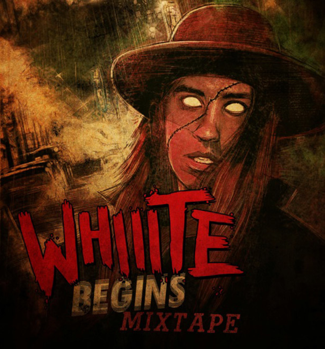Free Download: Whiiite Begins Mixtape